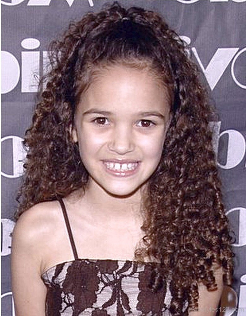 Kids Haircuts Curly Hair  Kids Hairstyles Page 2