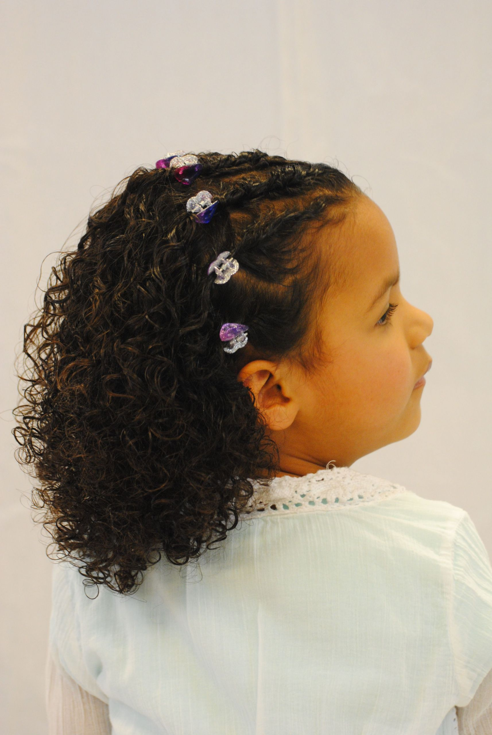 Kids Haircuts Curly Hair  Children s Curly Hairstyles