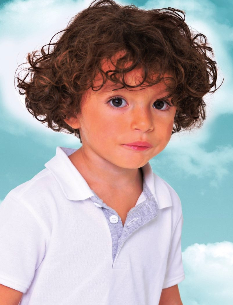 Kids Haircuts Curly Hair  25 Cute Ideas Curly Hairstyle For Kids · Inspired Luv