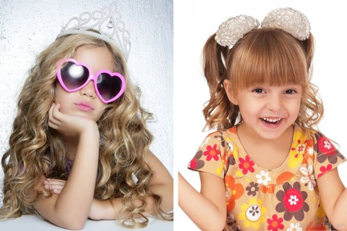 Kids Haircuts Curly Hair  30 Best Curly Hairstyles For Kids Fave HairStyles