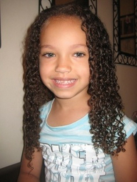 Kids Haircuts Curly Hair  Kids curly hairstyles