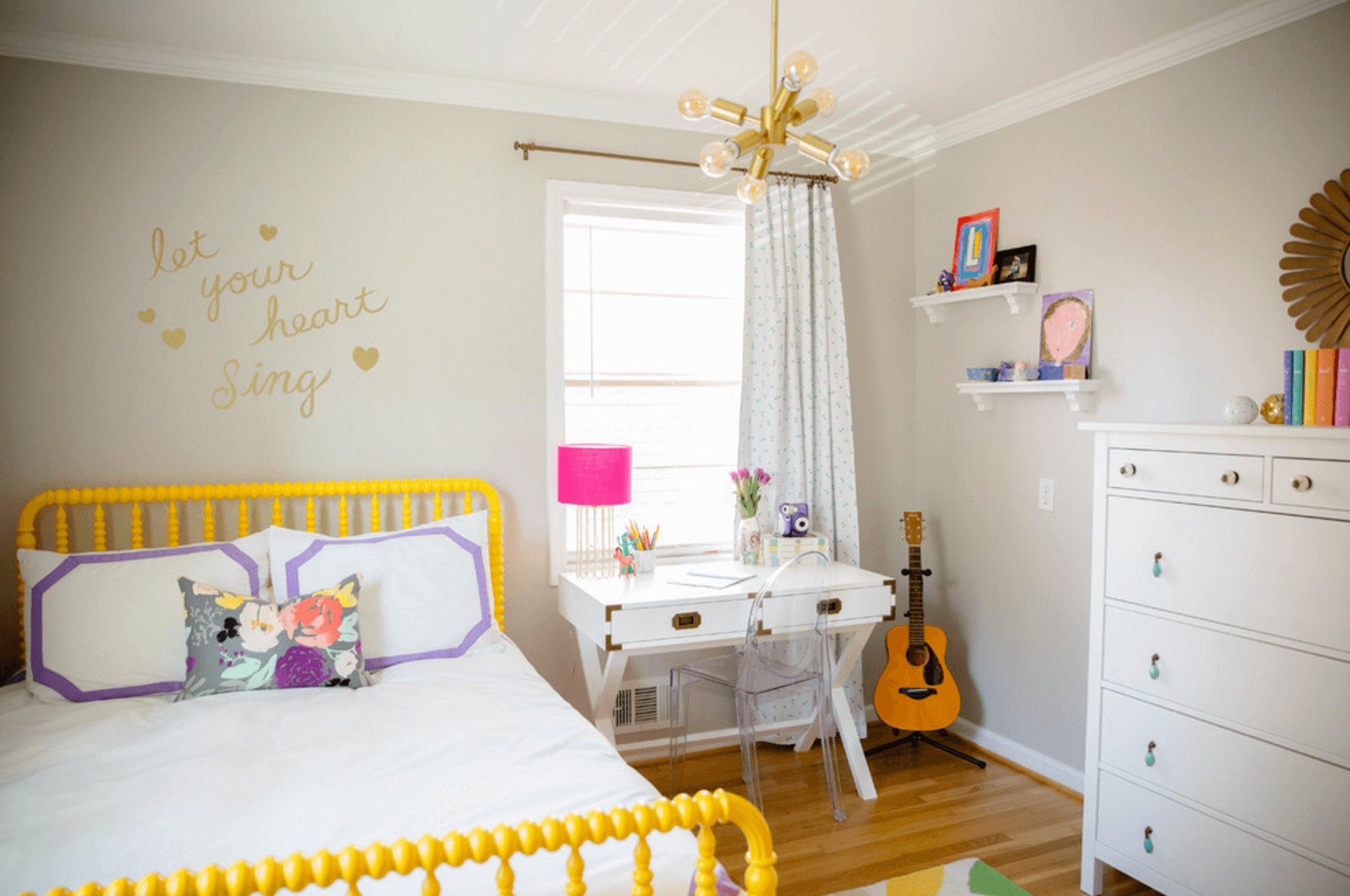 Kids Room  28 Ideas for Adding Color to a Kids Room