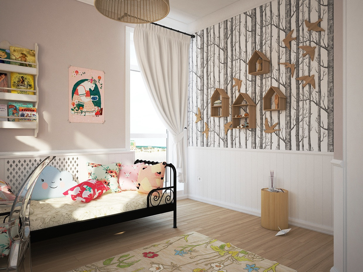 Kids Room  Colorful Kids Rooms with Plenty of Playful Style