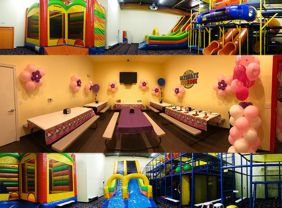 Kids Ultimate Party Zone  Plan the Ultimate Children's Birthday Party at