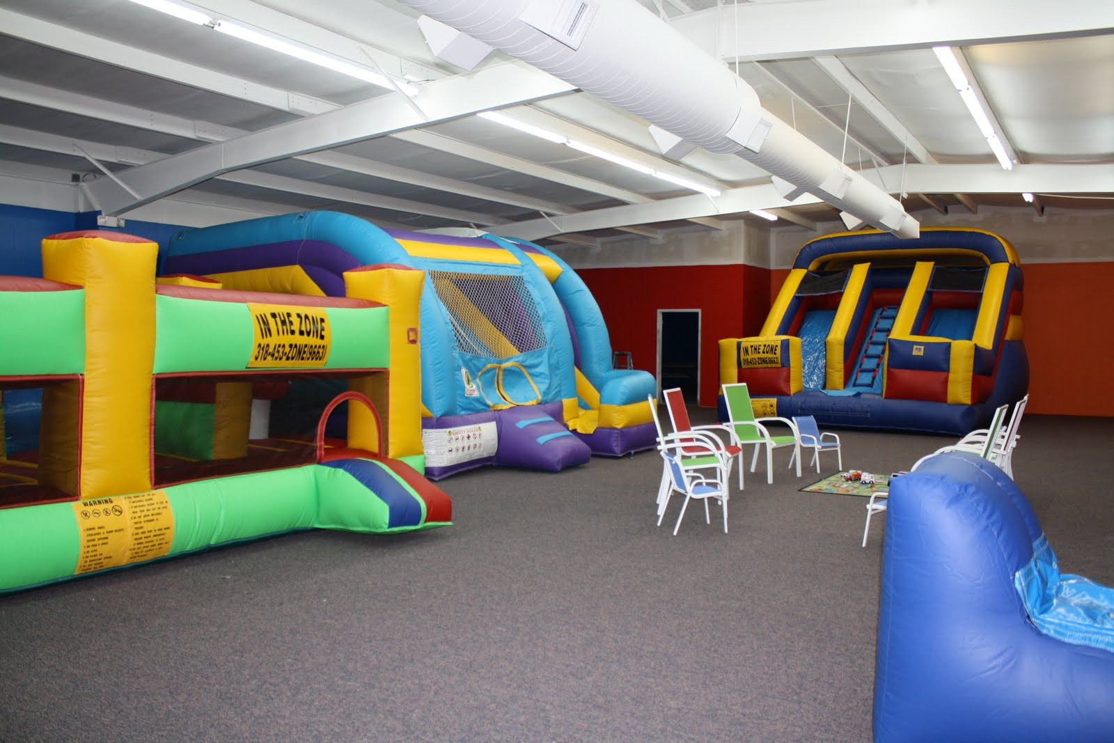 Kids Ultimate Party Zone  In The Zone Your Ultimate Kid Zone Jump and Play Zone