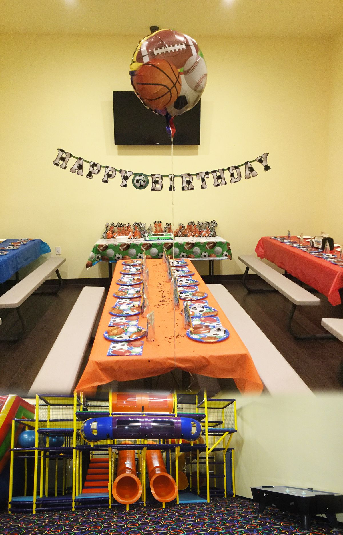 Kids Ultimate Party Zone  Is your child's birthday ing up Get in touch with our