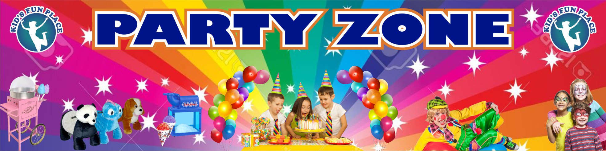 Kids Ultimate Party Zone  zBounce