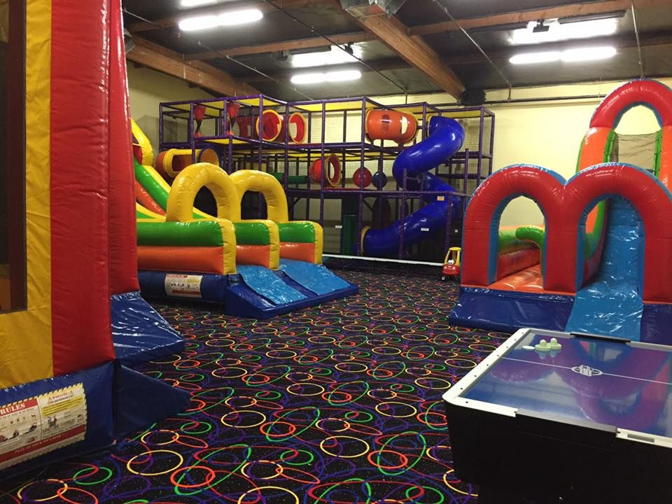 Kids Ultimate Party Zone  Bring your children to Ultimate Kids Zone for open play
