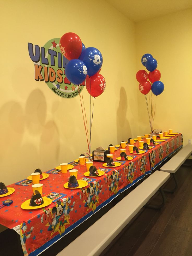 Kids Ultimate Party Zone  Pin by Ultimate Kids Zone on Disney Theme Parties