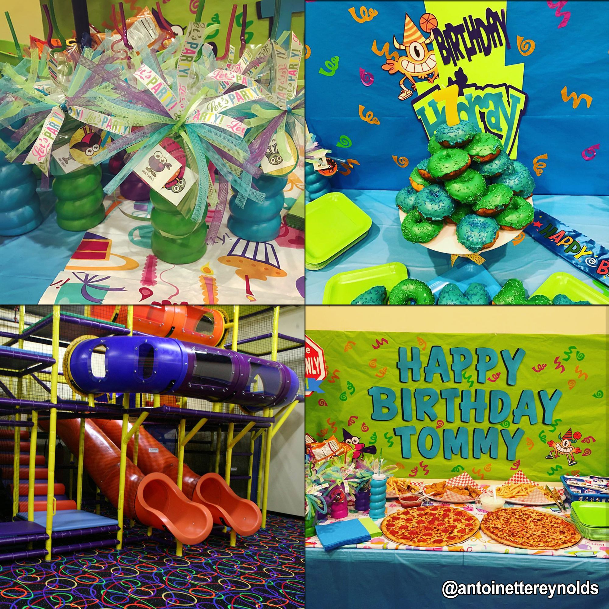 Kids Ultimate Party Zone  Give your child the Ultimate party with a beautiful theme