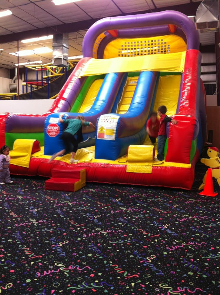 Kids Ultimate Party Zone  Hoot's Ultimate Party Zone Party & Event Planning