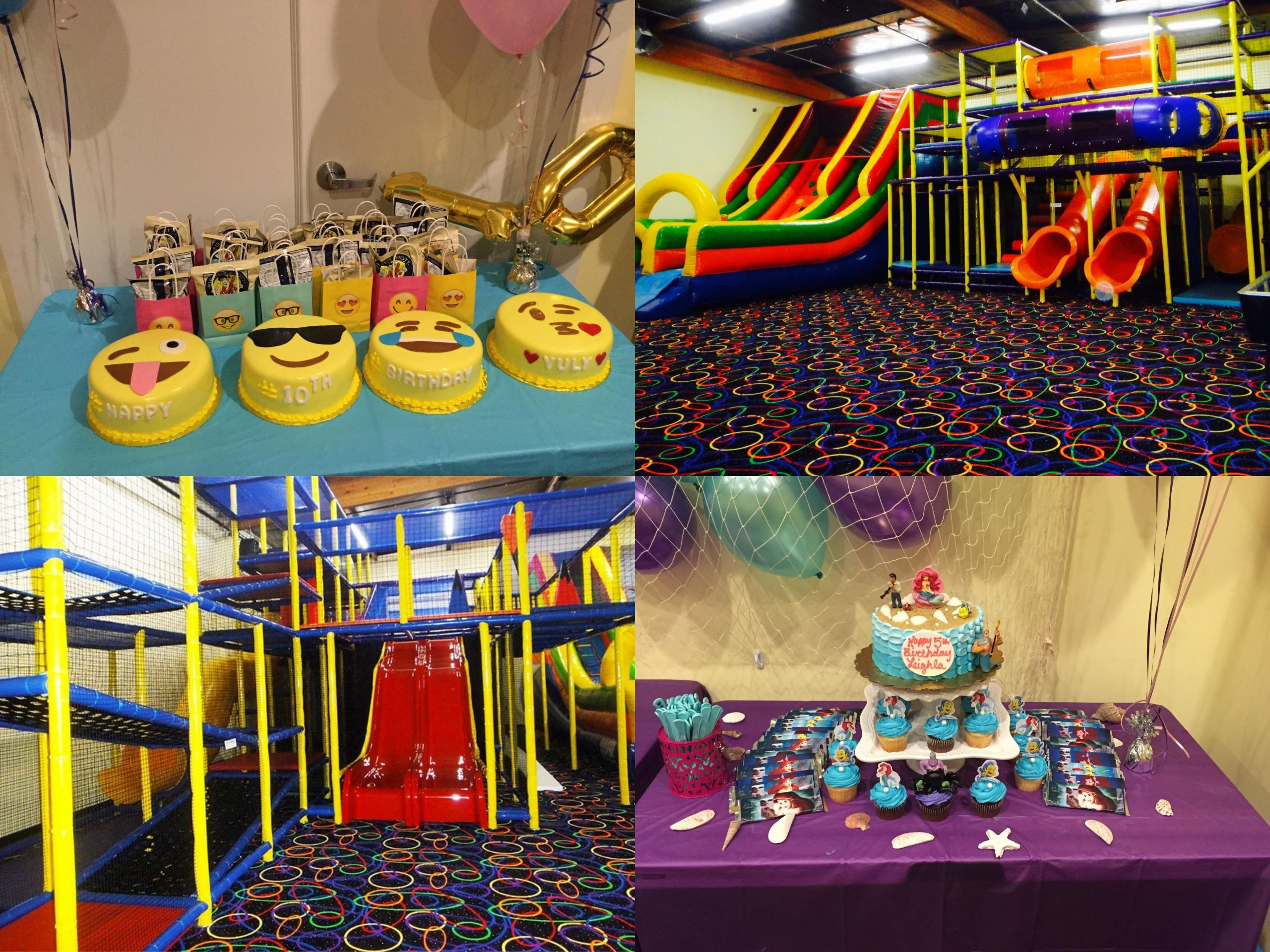 Kids Ultimate Party Zone  Mom of the year award goes to the parents who throw their
