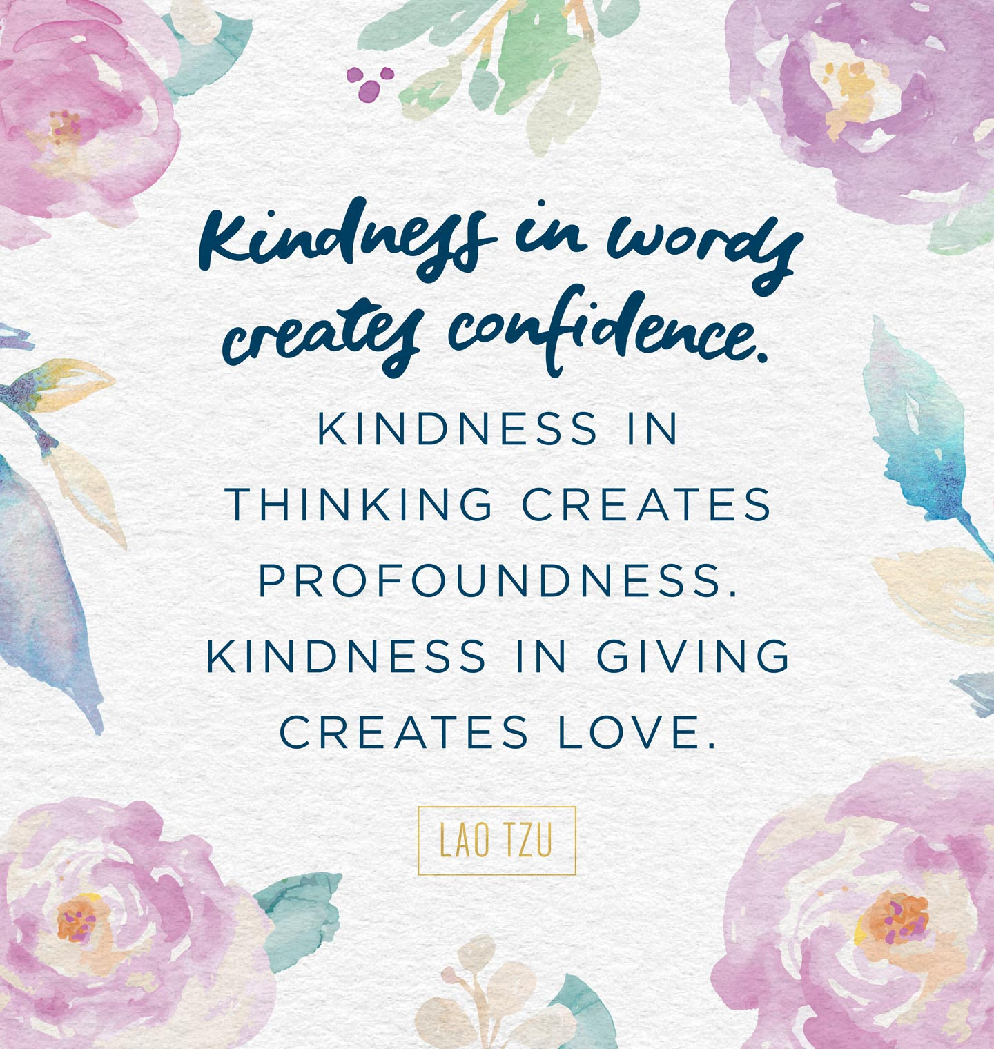 Kindness Quotes  30 Inspiring Kindness Quotes That Will Enlighten You FTD