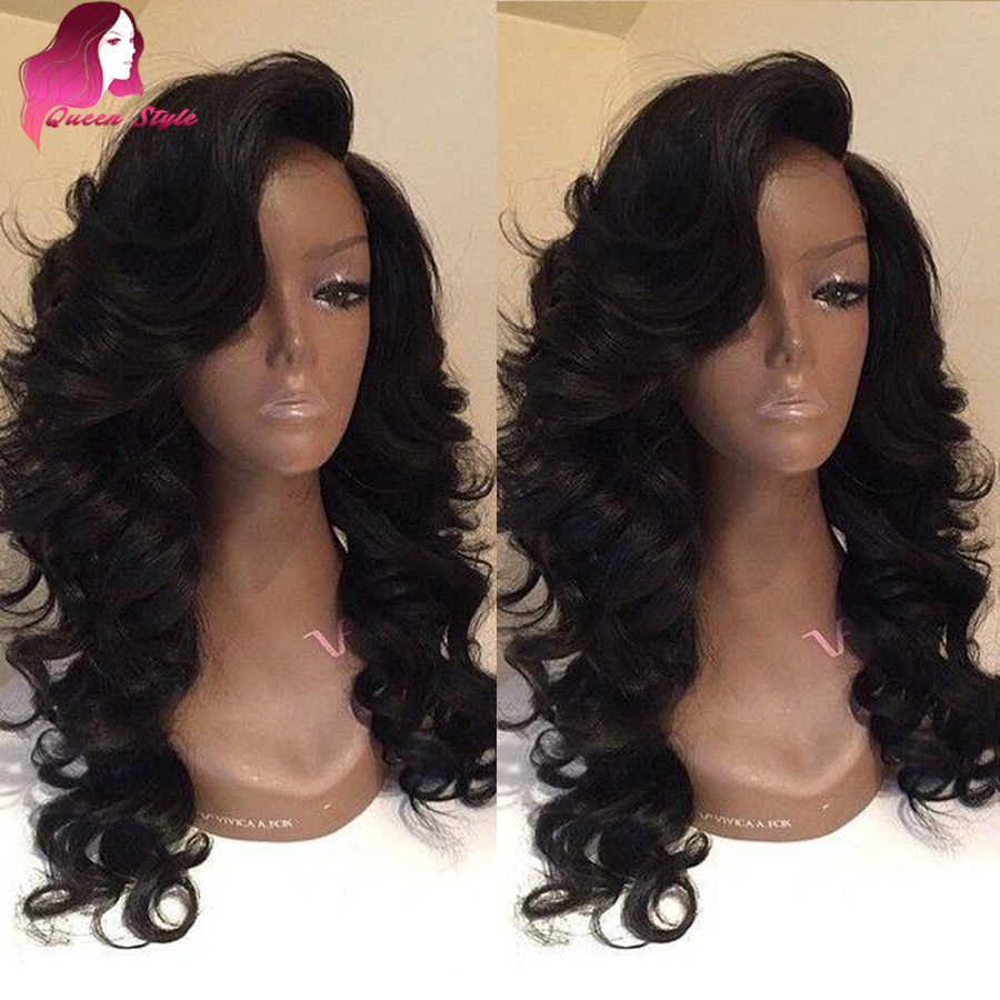 Lace Wigs Baby Hair  Brazilian Lace Front Wig With Baby Hair Full Lace Human