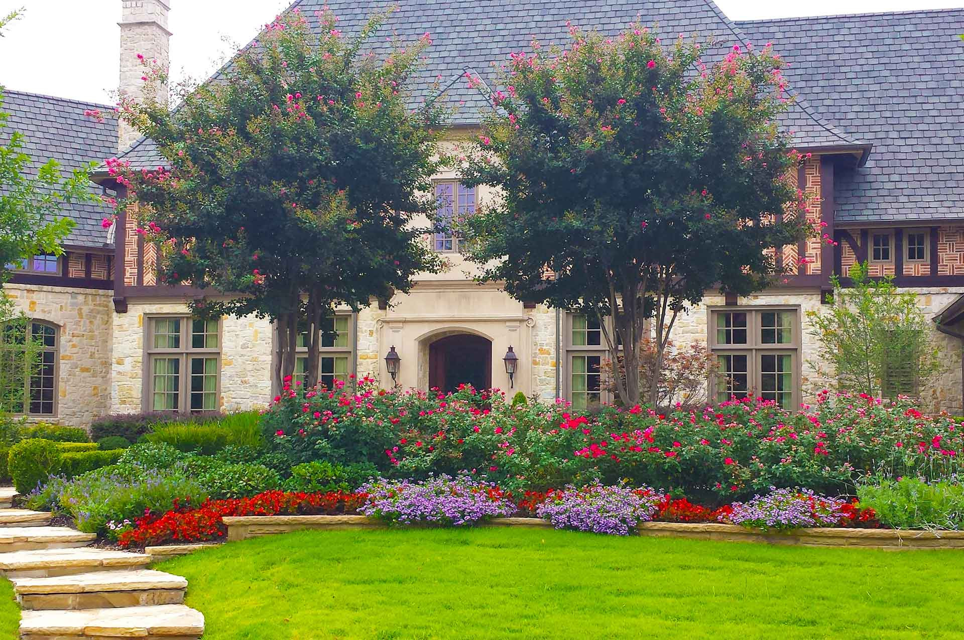 Landscape Design Dallas  Best landscape design build firm Dallas DFW
