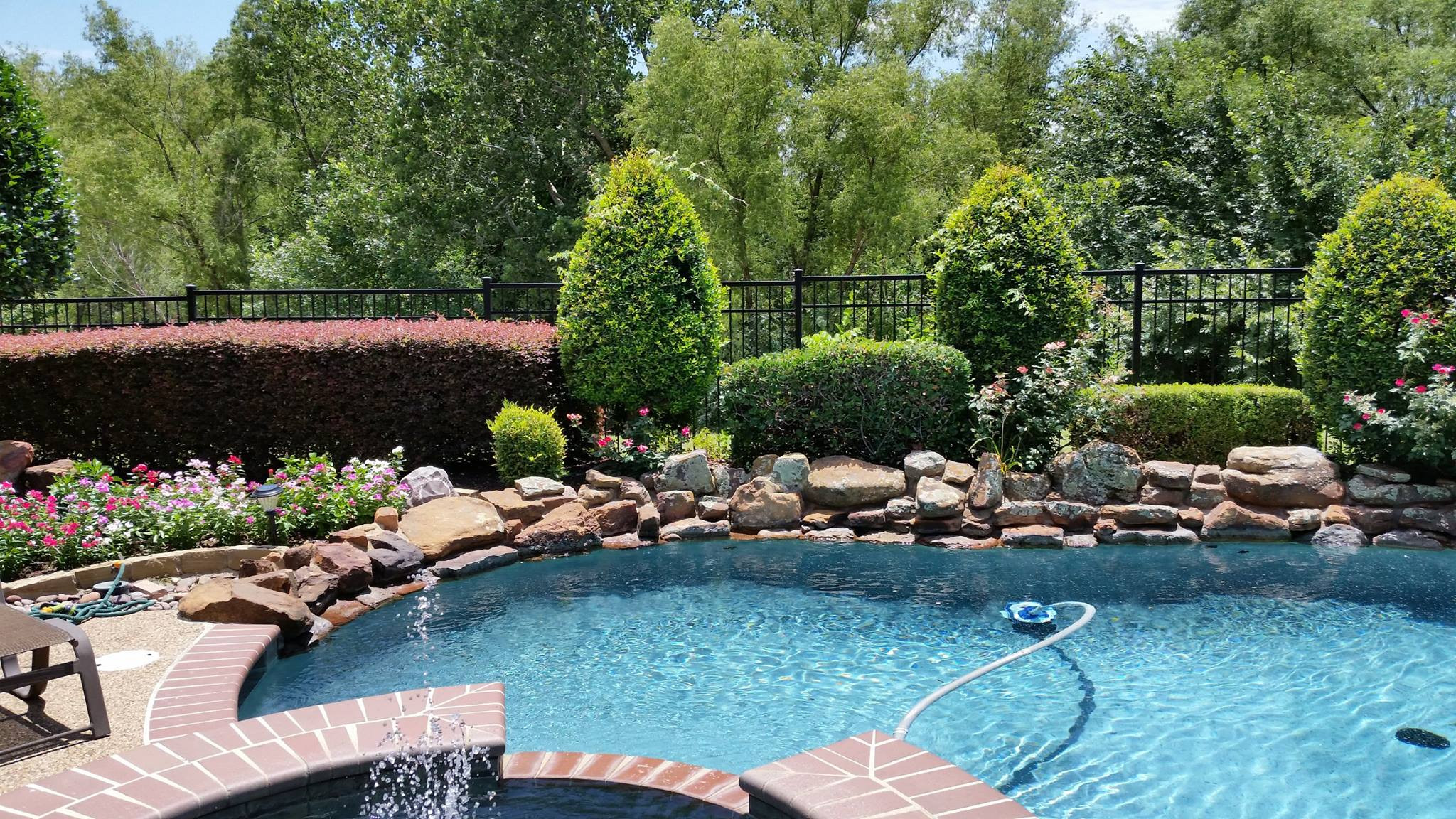 Landscape Design Dallas  Landscape Services Fort Worth