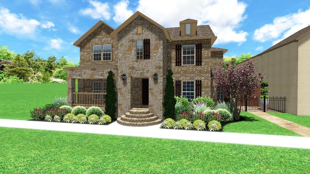 Landscape Design Dallas  How Much Does Landscape Design Cost in Dallas