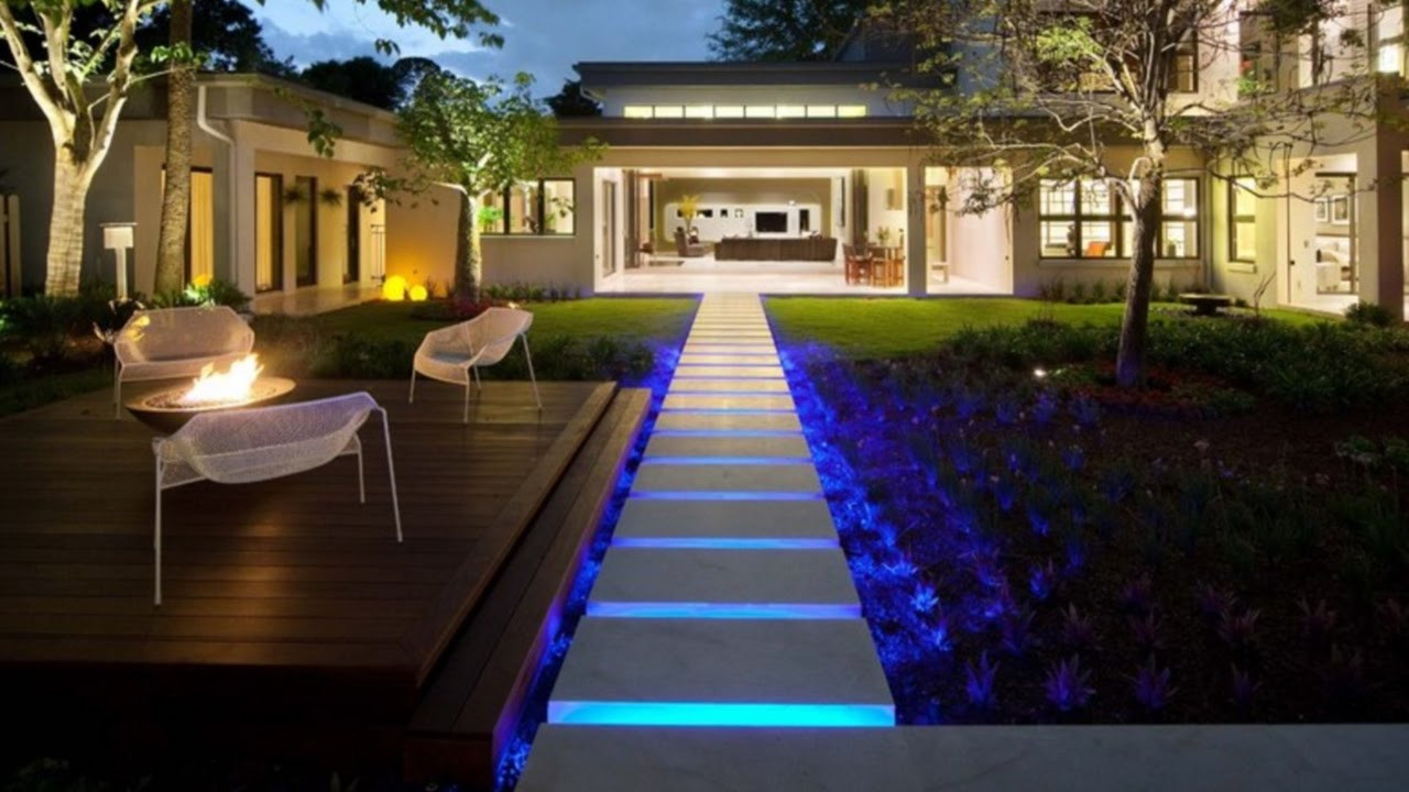 Landscape Lighting Ideas  41 Landscape Lighting Ideas