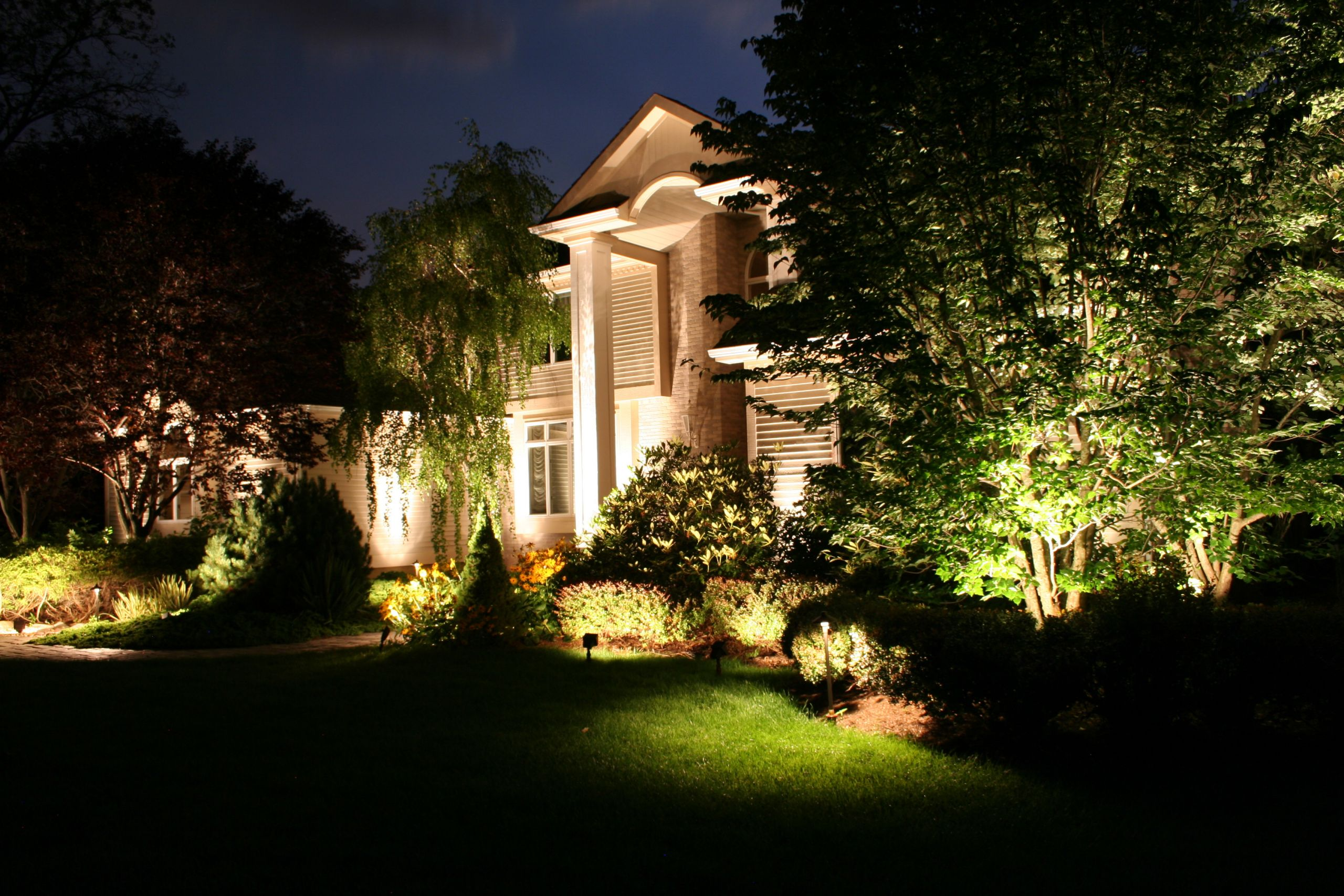 Landscape Lighting Ideas  Landscape Lighting Grand Rapids