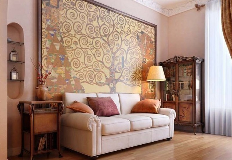 Large Paintings For Living Room  Living Room Paint Ideas – Modern House
