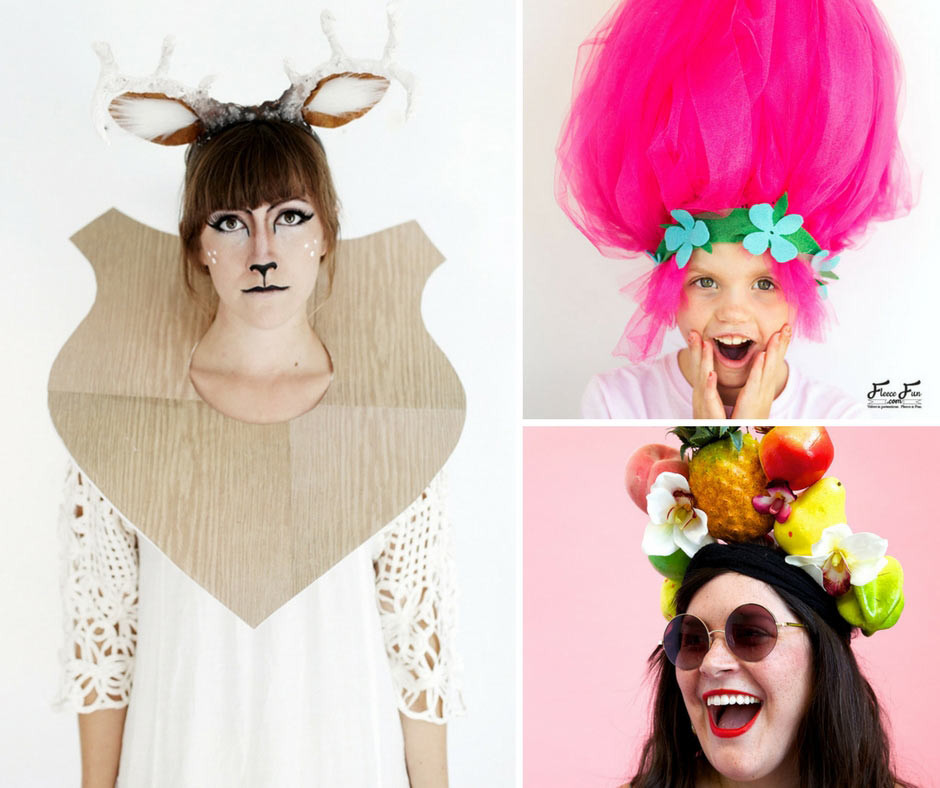 Last Minute Costume DIY  19 Last Minute Awesome DIY Halloween Costumes You Can