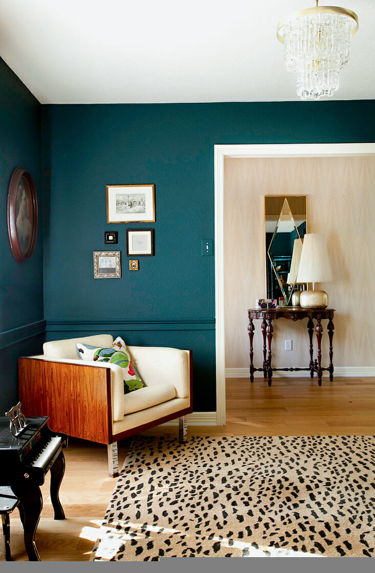 Living Room Color Photos  How to Use Bold Paint Colors in Your Living Room