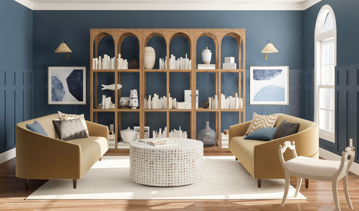 Living Room Color Schemes 2020  3 Ideas For Sherwin Williams' 2020 Color of the Year