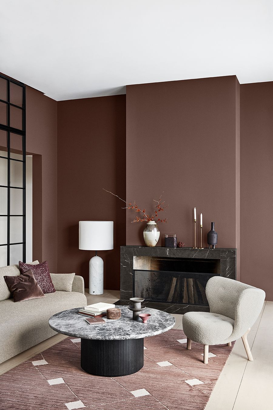 Living Room Color Schemes 2020  THE SCANDINAVIAN INTERIOR COLOUR TRENDS OF 2020 FROM JOTUN