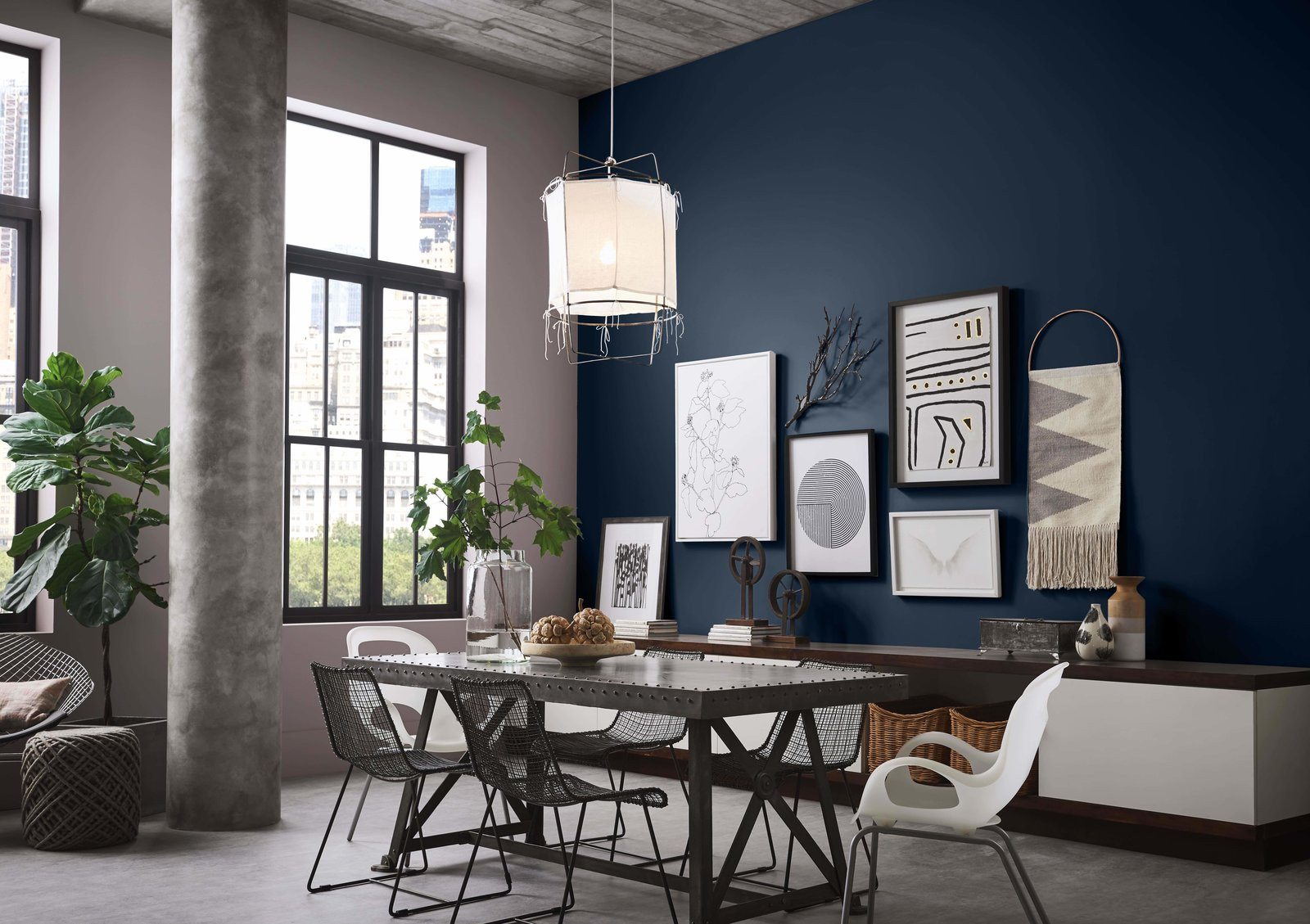 Living Room Color Schemes 2020  Trend Report Colors of 2020 Dwell