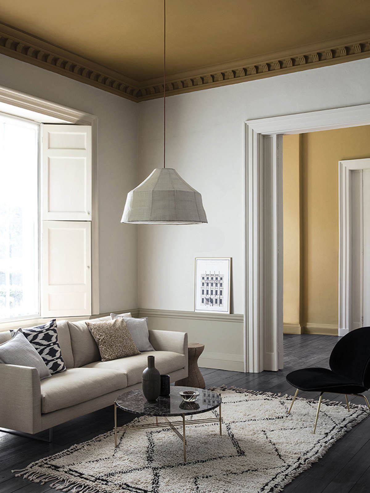 Living Room Color Schemes 2020  INTERIOR COLOR TRENDS 2020 Mustard Yellow in interiors and