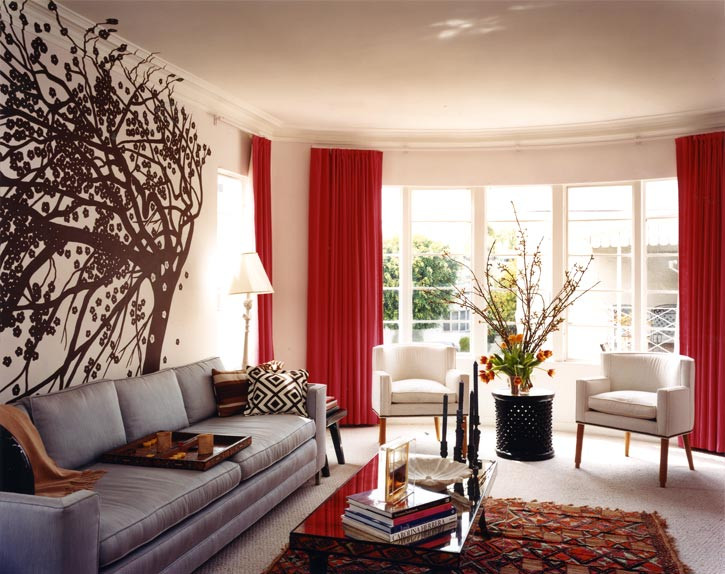 Living Room Curtains Ideas  How to Choose Living Room Curtain Ideas