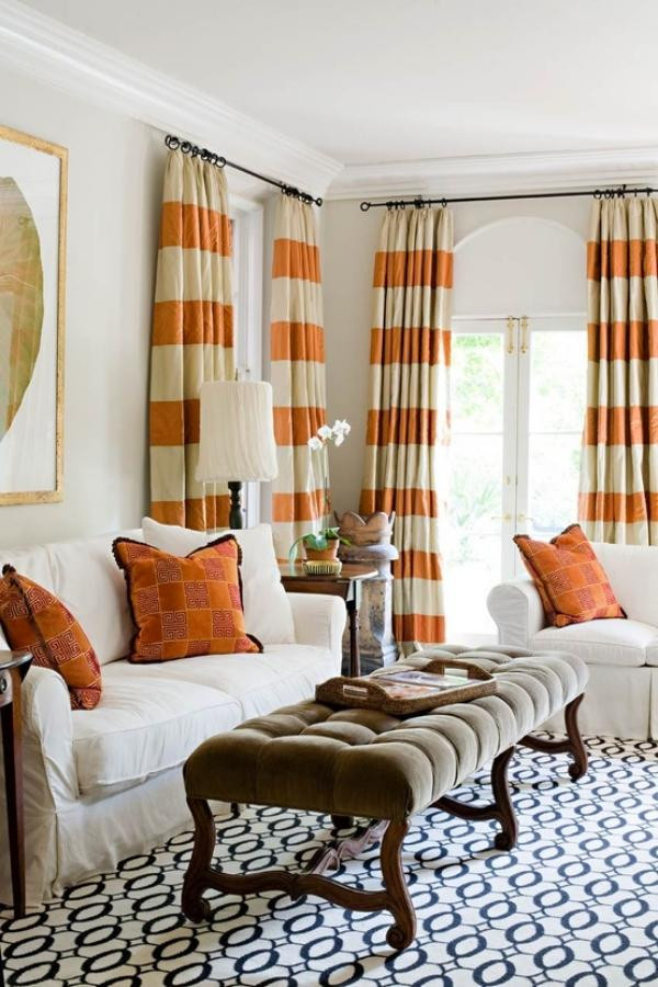 Living Room Curtains Ideas  15 beautiful ideas for living room curtains and tips on