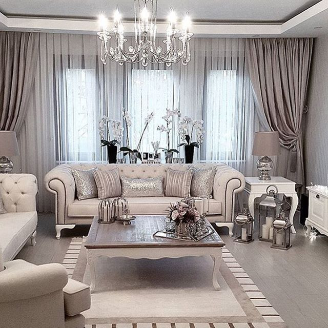 Living Room Curtains Ideas  20 Curtain Ideas for Your Luxurious Living Room