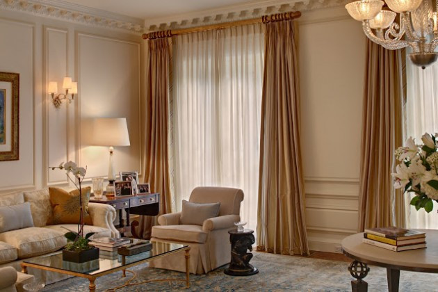 Living Room Curtains Ideas  18 Adorable Curtains Ideas For Your Living Room