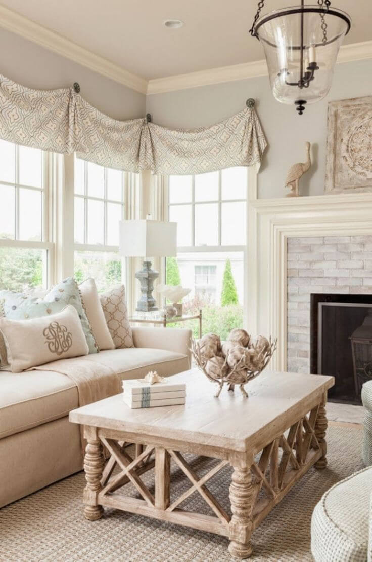 Living Room Curtains Ideas  20 Best Curtain Ideas for Living Room 2017 TheyDesign