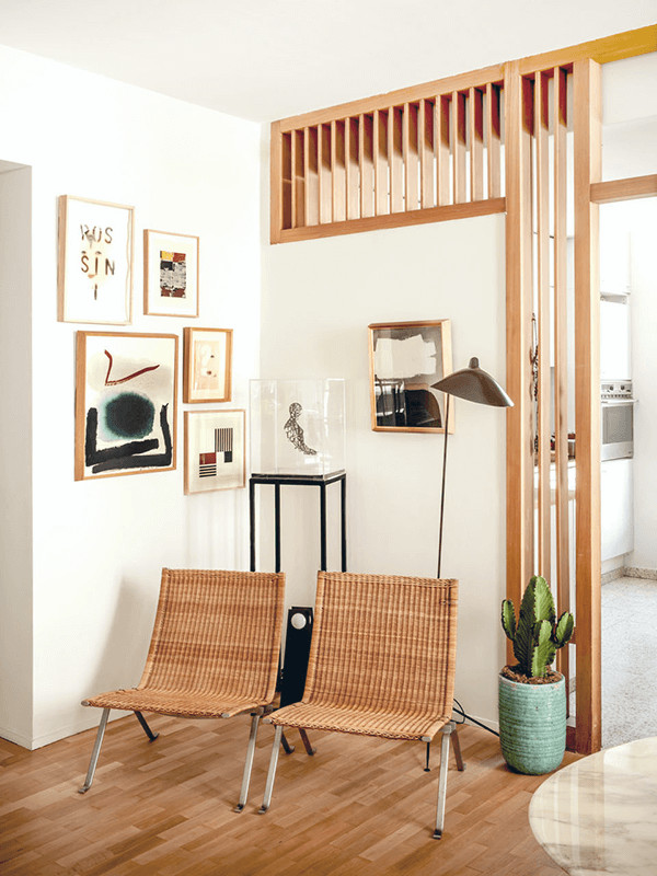 Living Room Partition Ideas  10 Dreamy Ideas for a Room Divider