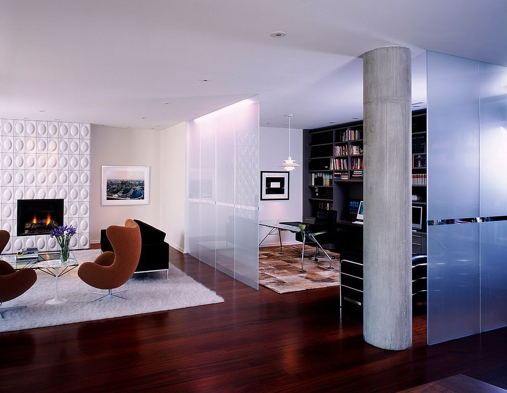 Living Room Partition Ideas  25 Nifty Space Saving Room Dividers for the Living Room