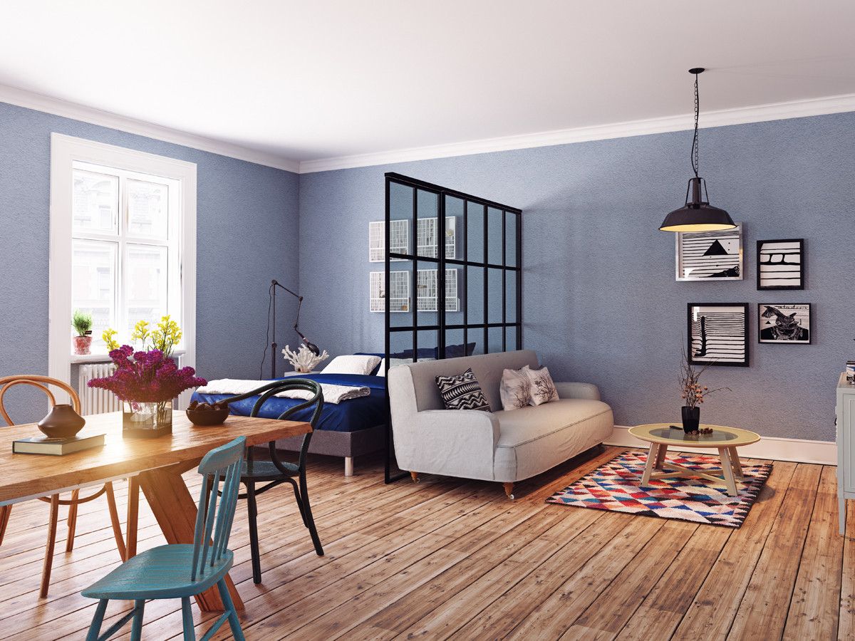 Living Room Partition Ideas  7 clever room partition ideas for an open plan living room