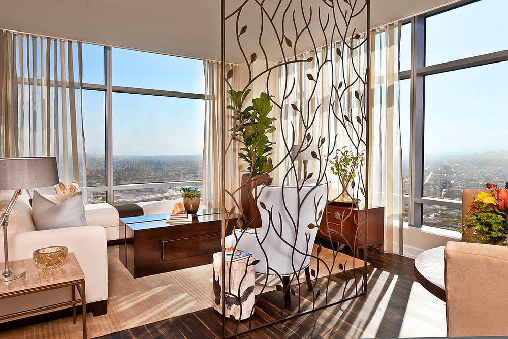Living Room Partition Ideas  25 Nifty Space Saving Room Divider Ideas for the Living Room