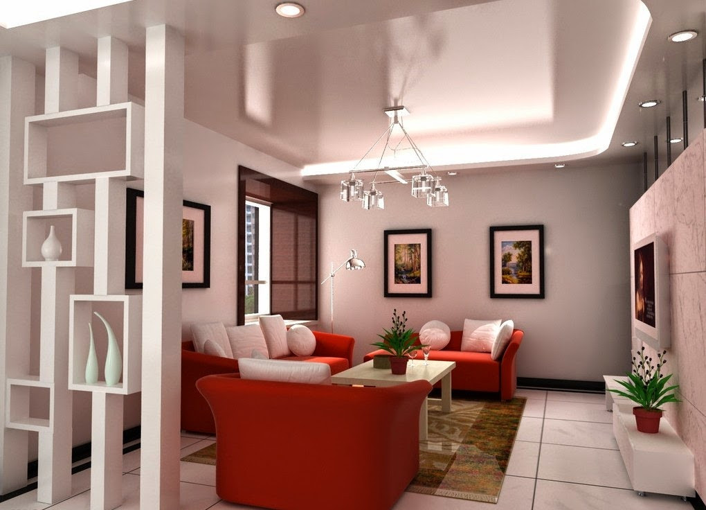 Living Room Partition Ideas  20 Decorative partition wall design ideas and materials