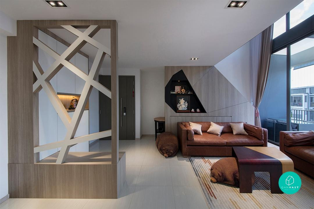 Living Room Partition Ideas  No More Walls 8 Smart Partition Ideas for Small Homes