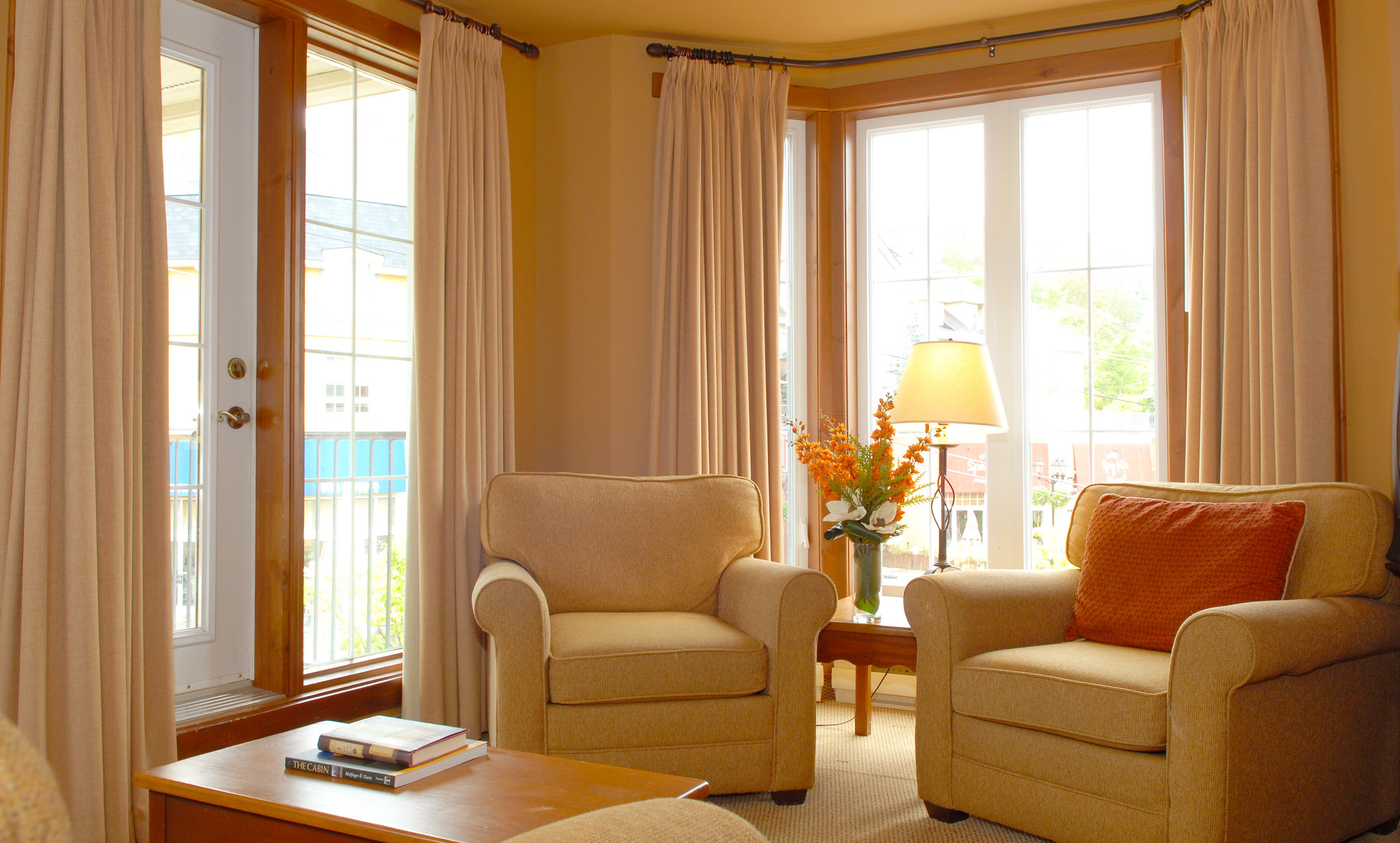 Living Room Window Curtains  Tips for Choosing Living Room Curtain