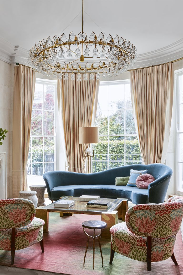 Living Room Window Curtains  50 Inspiring Curtain Ideas Window Drapes for Living Rooms