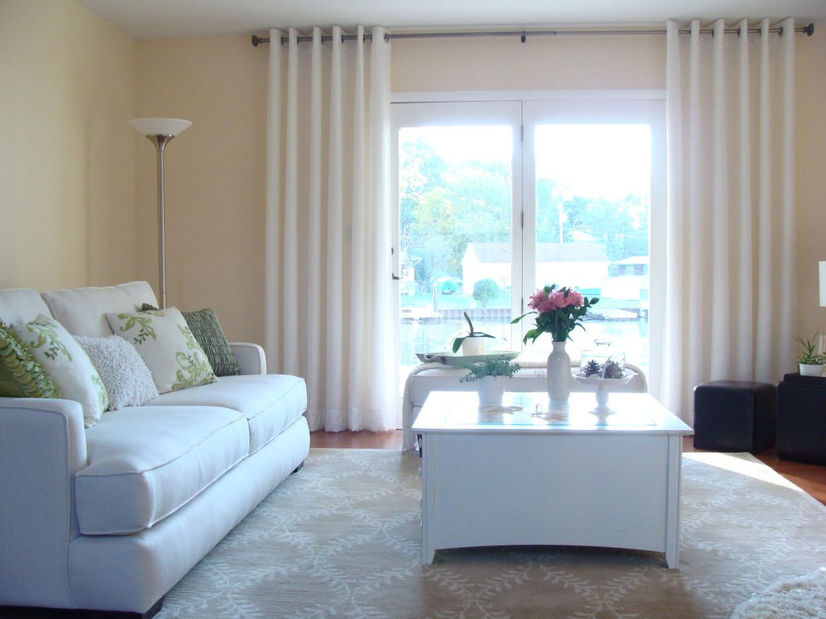 Living Room Window Curtains  12 Best Ideas Living Room Curtains for Small Windows