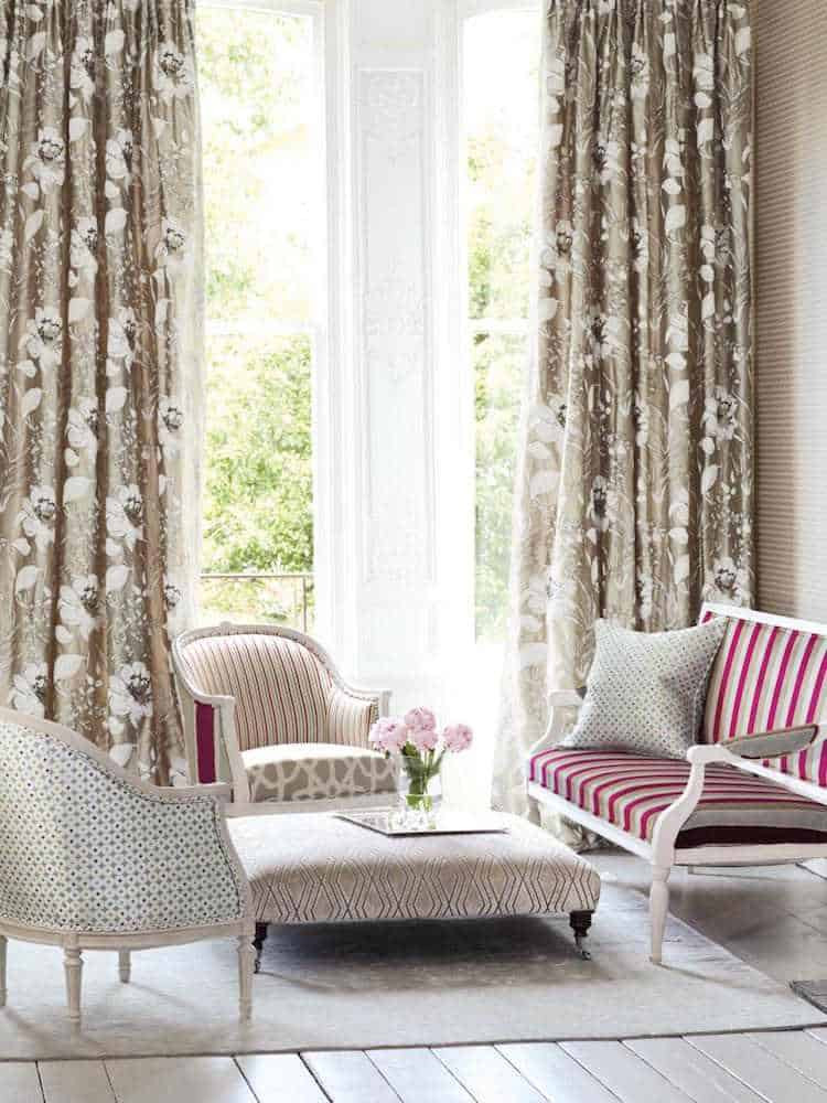 Living Room Window Curtains  Trends 2019 for Living Room Curtains Practical Sheet and