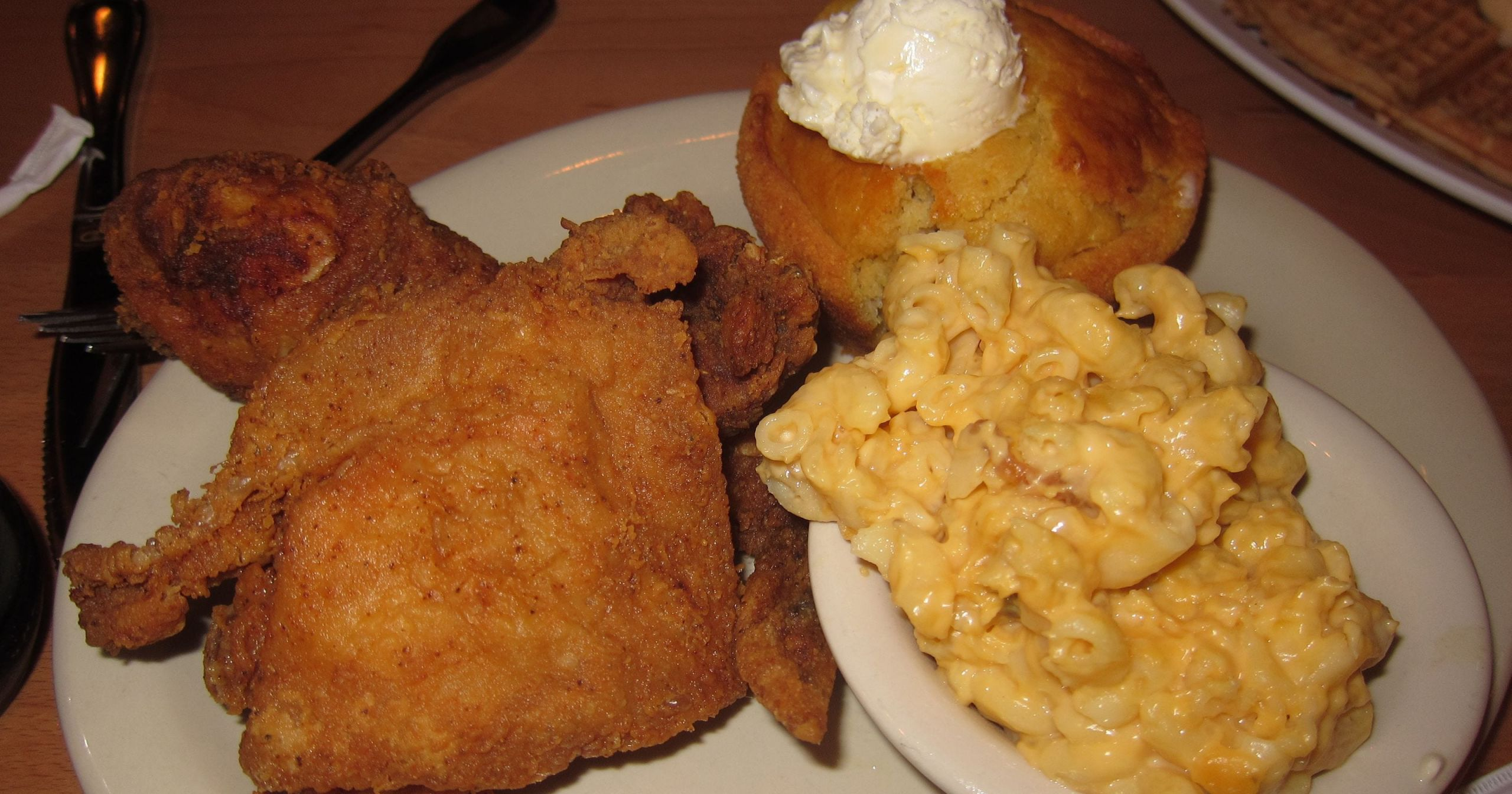 Lolo Chicken And Waffles  Great chicken and waffles in Arizona Lo Lo's delivers