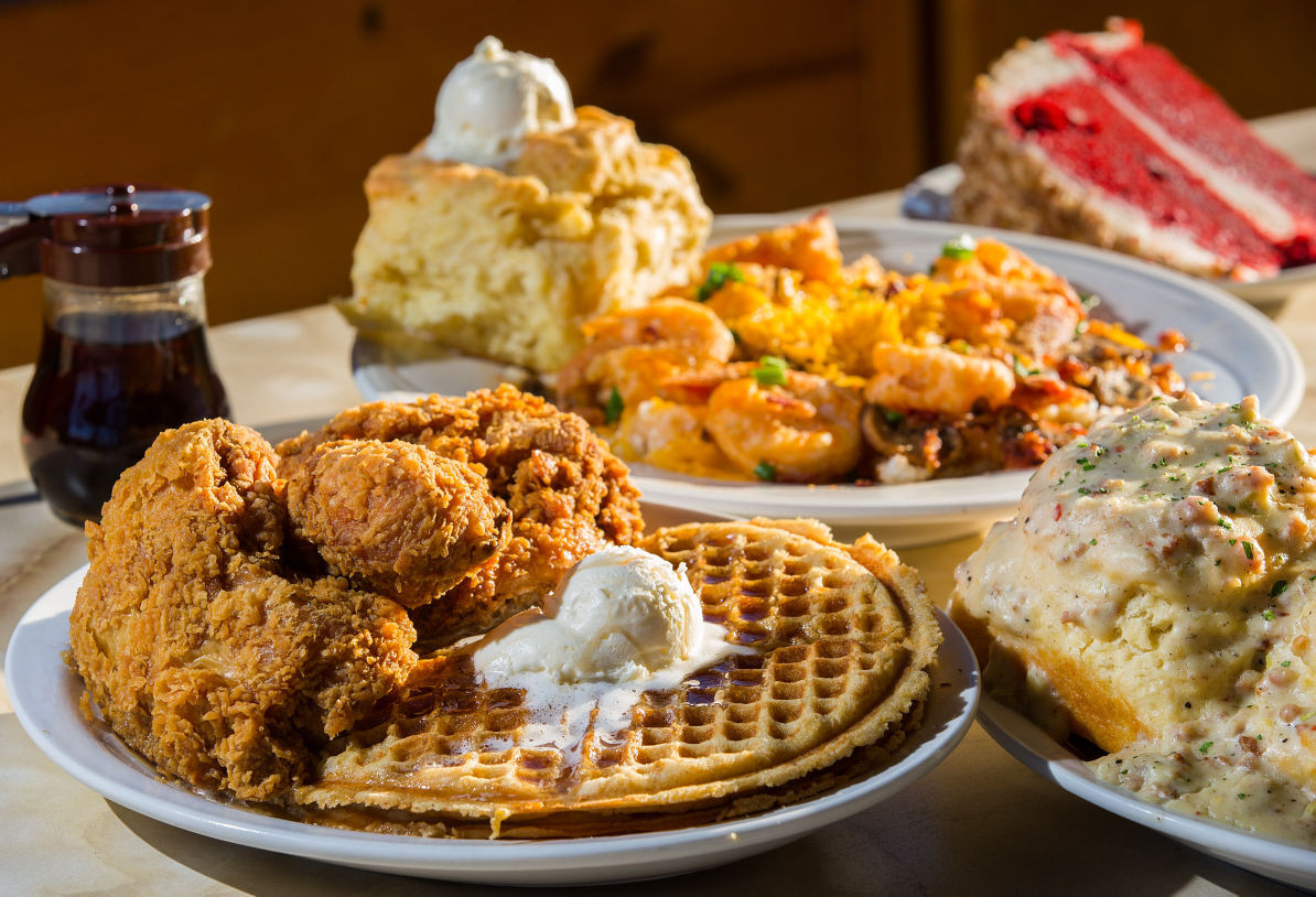 Lolo Chicken And Waffles  Review Lo Lo's Chicken & Waffles an exciting addition
