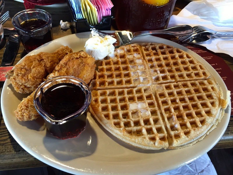 Lolo Chicken And Waffles  Lolo's Chicken & Waffles Opens in Southlake