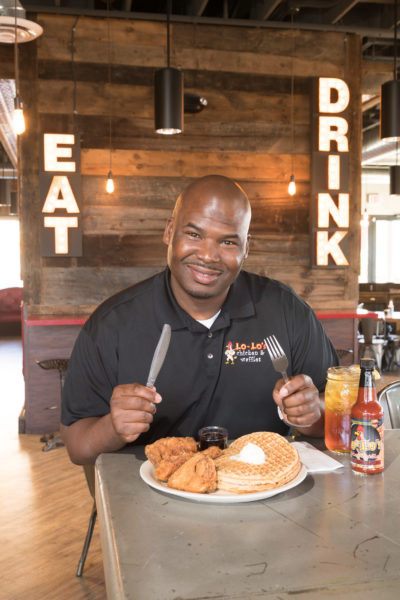 Lolo Chicken And Waffles  Lo Lo's Chicken and Waffles Phoenix Soul Food & Business