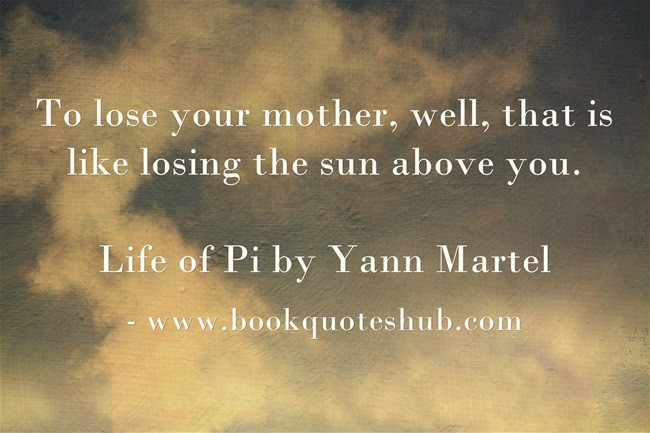 Losing Your Mother Quotes  Losing mother quote